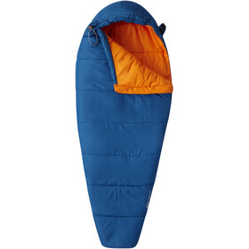 Mountain Hardwear Bozeman Adjustable Sleeping Bag Children Regular blue
